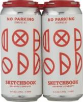 Sketchbook Brewing Co. No Parking Citra Pale Ale Beer - 4 cans / 16 fl oz