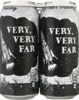Off Color Brewing Very Very Far Belgian Style Ale - 4 cans / 12 fl oz