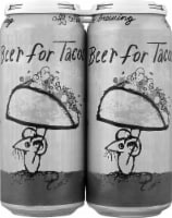Off Color Brewing Beer for Tacos Gose - 4 cans / 12 fl oz