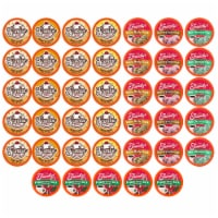 Two Rivers Coffee Ice Cream Flavored Coffee Pods, Variety Sampler Pack, 40 Count