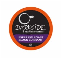 Darkside Flavored Coffee, Black Current for Keurig K Cup Brewers, 40 Count