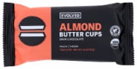 EatingEvolved Dark Chocolate Almond Butter Cups