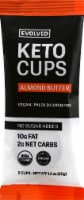 Evolved Keto Cups Almod Butter - 1.4 oz