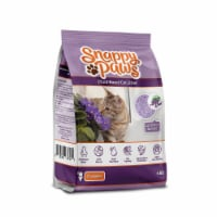 Snappy Paws Plant Based Cat Litter (Lavender Scent) 8.8 lbs