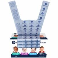 LinnieLou LL400 Disposable Diaper Sacks (400 count)