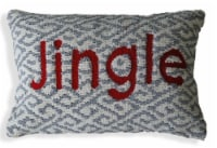Chicos Home Jingle Throw Pillow Cover