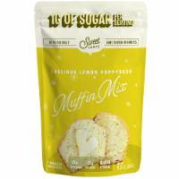 Sweet Logic Keto Lemon Poppyseed Baking Mix - 1 Unit