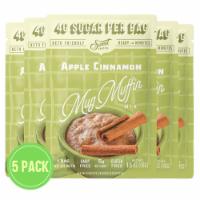 Sweet Logic Apple Cinnamon Mug Cake  (5-Pack) - 5 Units