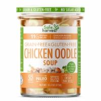"Safe Harvest Grain & Gluten Free Chicken ""Noodle"" Soup"