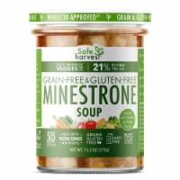 Safe Harvest Grain and Gluten Free Minestrone Soup - 13.2 oz