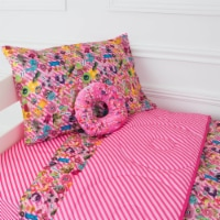 Bixbee Funtastical 5 Piece Bedding Set - Pink