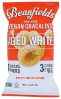 Beanfields Aged White Cheddar Vegan Cracklins