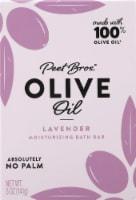 Peet Bros. Lavender Olive Oil Bar Soap
