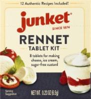 Junket Rennet Tablets - 8 ct