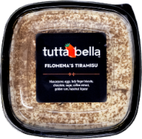 Tutta Bella Filomena's Tiramisu