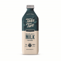 Take Two Vanilla Barleymilk - 40 fl oz