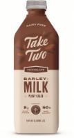 Take Two Chocolate Barleymilk - 40 fl oz