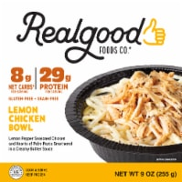 Realgood Lemon Chicken Bowl