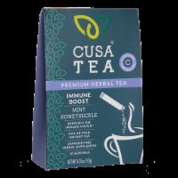 Cusa Tea Immune Boost Cold-Brew Instant Herbal Tea