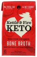 Kettle & Fire Keto Tom Yum Chicken Bone Broth - 16.9 oz