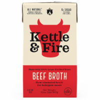 Kettle & Fire Traditional Beef Broth