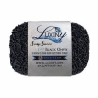 Black Onyx Soap Saver - 1