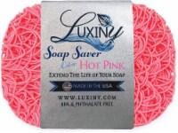 Hot Pink Soap Saver - 1