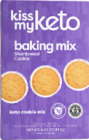 Kiss My Keto Shortbread Cookie Baking Mix - 6.53 oz
