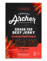 Country Archer Crushed Red Pepper Beef Jerky