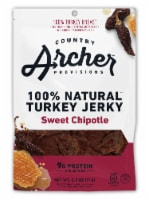 Country Archer Sweet Chipotle Turkey Jerky