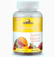 Rise-N-Shine Vitamin D-3 Gummy Vitamins - Single Bottle