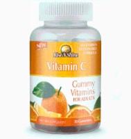 Rise-N-Shine Vitamin C Gummy Vitamins-30 Count - Single Bottle