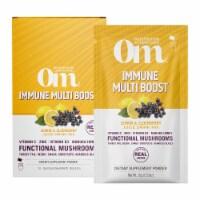 Om® Immune Multi Boost Lemon & Elderberry Juice Drink Mix - 10 ct