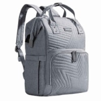 Quilted Diaper Backpack