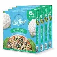 Cali'flour Foods Supreme Veggie Pizza