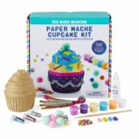 Paper Mache Cupcake - One Size