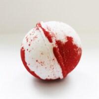 Candy Cane Bath Bomb Single - 1