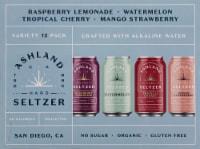 Ashland Hard Seltzer Variety Pack - 12 cans / 12 fl oz