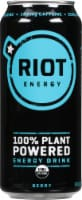 teaRIOT Berry Plant Based Energy Drink