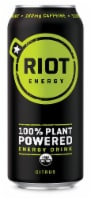 teaRIOT Citrus Plant Based Energy Drink