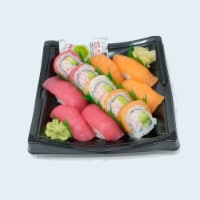 Yummi Sushi Rainbow Combo Sushi Roll - 13.9 oz