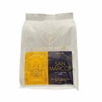 Legacy of Hope Coffee San Marcos Ground-Dark Roast - 1 Bag