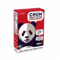 Chum Fruit Bites Strawberry Fruit Snacks