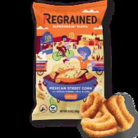 ReGrained Supergrain Mexican Street Corn Puff - 3.5 oz
