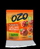 OZO Italian Style Plant Based Meatballs - 12 ct / 1 oz