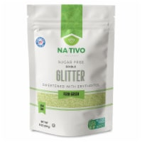 Nativo Erythritol Sugar Free Glitter Fern Green - 1 unit