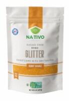 Nativo Erythritol Sugar Free Glitter Burnt Orange - 1 unit