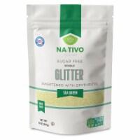 Nativo Erythritol Sugar Free Glitter Sea Green - 1 unit