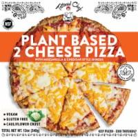 Tattooed Chef Cauliflower Crust Plant-Based Cheese Pizza - 11 oz