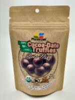 Cocoa Date Truffle Bites- Cocoa Nibs- 6 Pack - 6 count